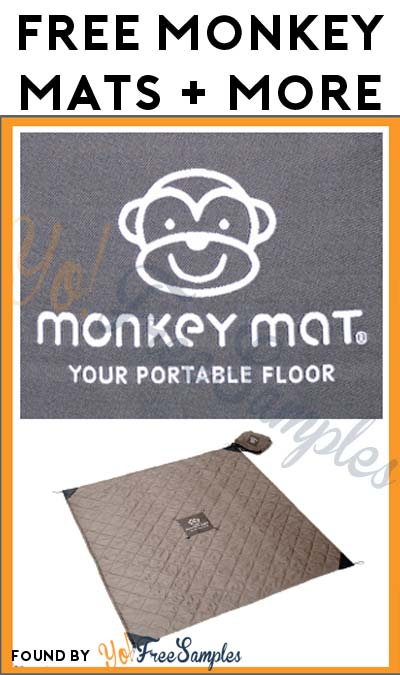 2 FREE Monkey Mats, Stakes & More (Must Apply To Host Tryazon Party)