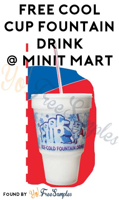 FREE Cool Cup Fountain Drink At TA, Petro & Minit Mart Locations
