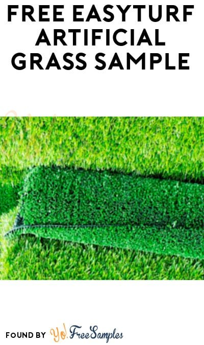 FREE EasyTurf Artificial Grass Sample