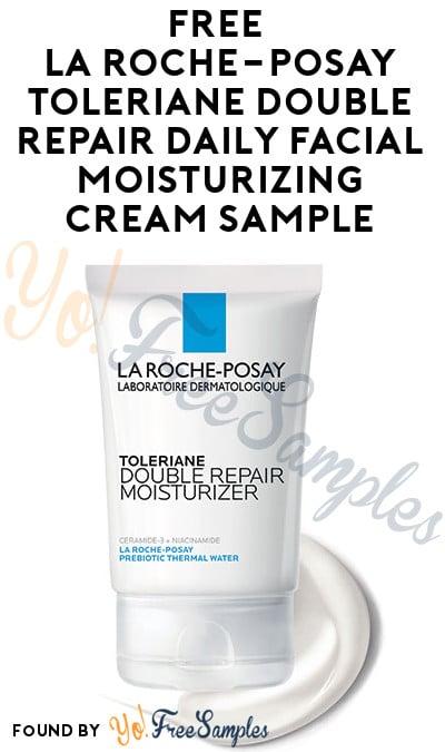 FREE La Roche-Posay Toleriane Double Repair Daily Facial Moisturizing Cream