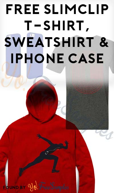 FREE SlimClip T-Shirt, Sweatshirt & iPhone Case For Referring Friends