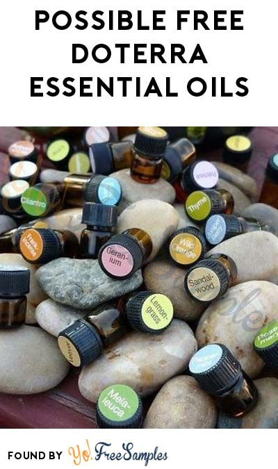 Possible FREE doTERRA Essential Oils From Jennifer Accomando