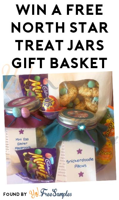 Win A FREE North Star Treat Jars Gift Basket (Facebook Required)