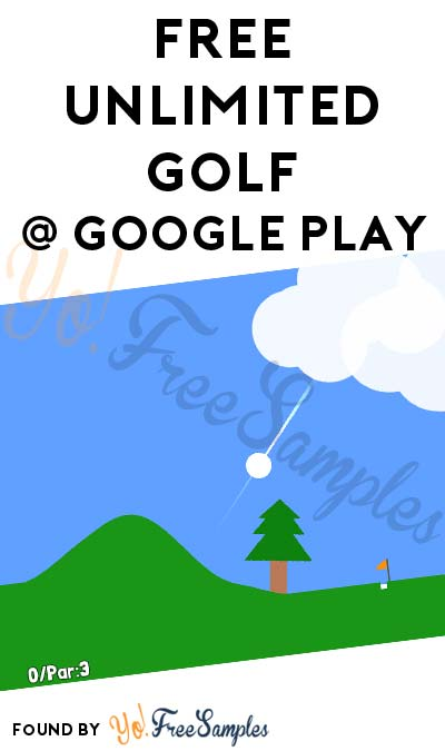 FREE Unlimited Golf Game On Android/Google Play (Normally $1.99)