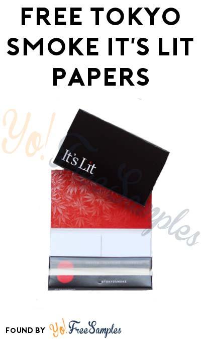 tokyo smoke rolling papers