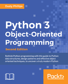 FREE Python 3 Object-oriented Programming – Second Edition From Packt Publishing Technology Books