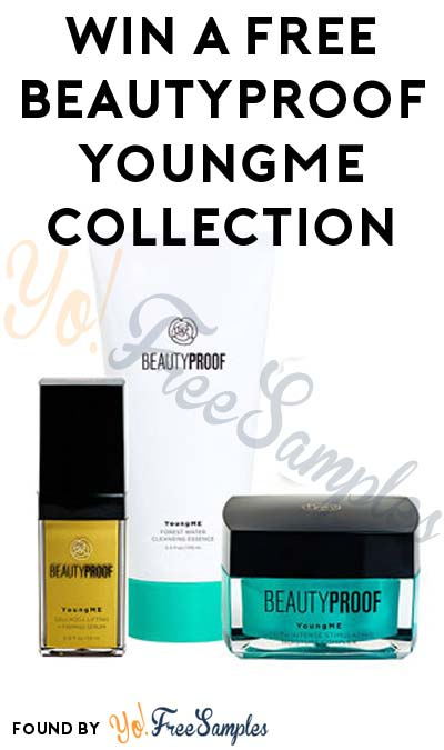 Win A FREE BeautyProof YoungME Collection