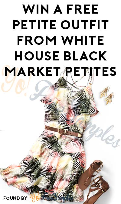 Win A FREE Petite Outfit Daily From White House Black Market Petites