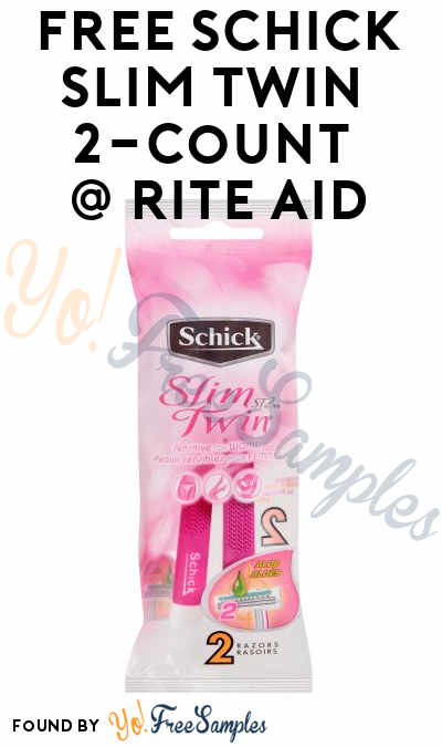 Coupon Is Back! FREE Schick Slim Twin Razors or Cheap Schick Razors At Rite Aid [Verified]