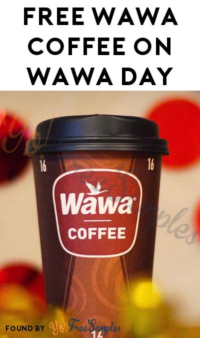 FREE Any Size Coffee At Wawa On 4/11