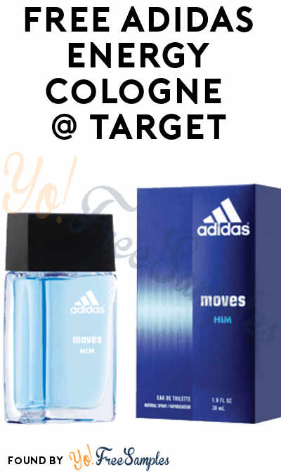 FREE adidas Energy Cologne At Target (Coupon & Ibotta Required)