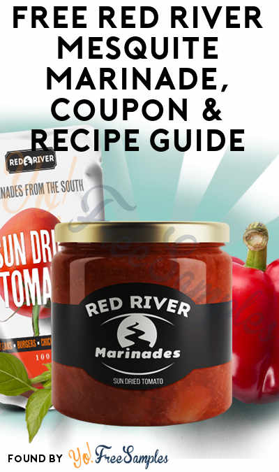 FREE Red River Mesquite Marinade, Coupon & Recipe Guide