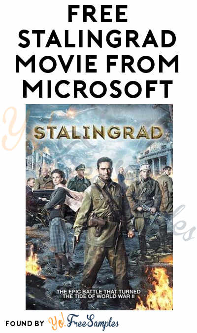 FREE Stalingrad Movie From Microsoft Store