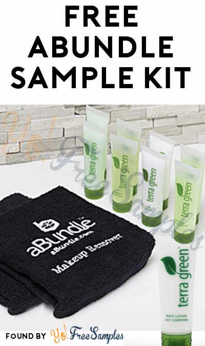 FREE aBundle Sample Kit