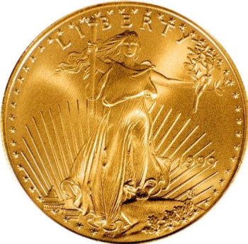 US Gold Bullion Coin