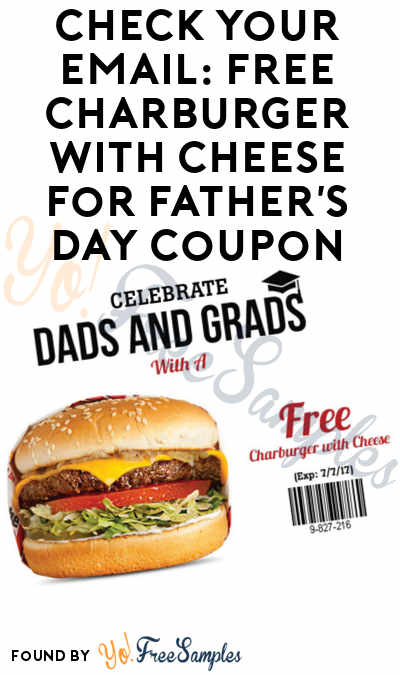 Check Your Email: FREE Habit Burger Charburger With Cheese Coupon (CharClub Members Only)