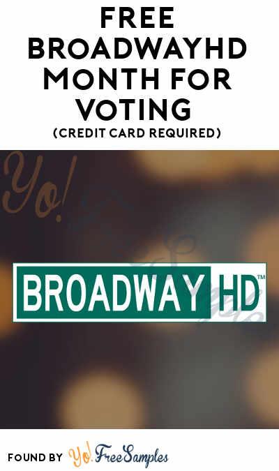 Broadwayhd coupon code