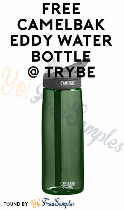 FREE CamelBak Eddy Water Bottle & Other Products From Trybe (Surveys Required) [Verified Received By Gift Card]