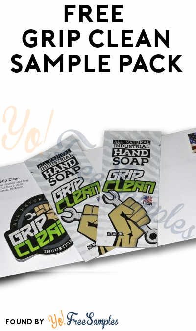 Going Faster Today: FREE Grip Clean Sample Pack
