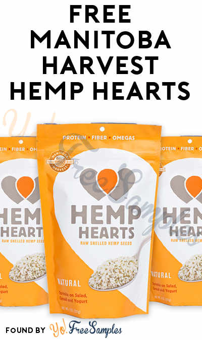 FREE Manitoba Harvest Hemp Hearts (Mom Ambassador Membership Required)