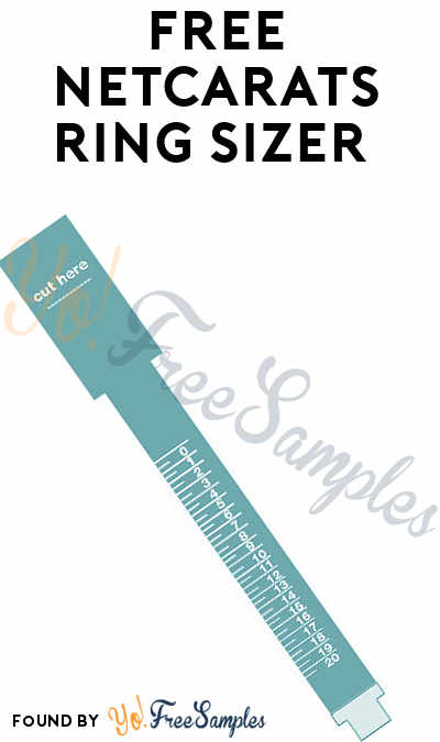 FREE NetCarats Ring Sizer