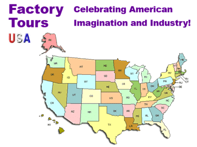 Free Factory Tours