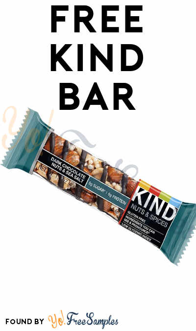 FREE KIND Snack Bars For Your Friends (Or You) (Not Mobile Friendly) [Verified Received By Mail]