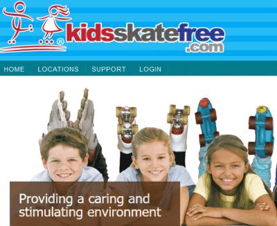 Kids Free Skating