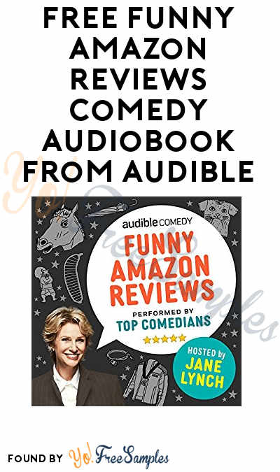 FREE Funny Amazon Reviews Comedy Audiobook From Audible