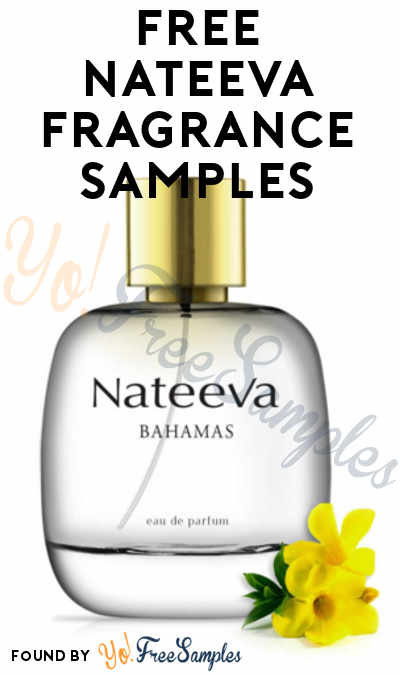 Possible FREE Nateeva Fragrance Samples