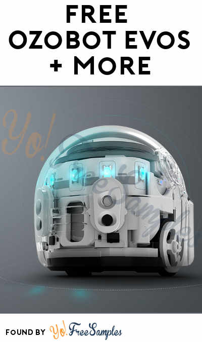2 FREE Ozobot Evos & More (Must Apply To Host Tryazon Party)