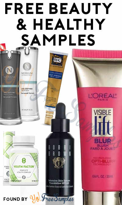 New Samples Released: Possible FREE Prevention Magazine Beauty & Healthy Samples From Sampler (Valid Phone Number Required)