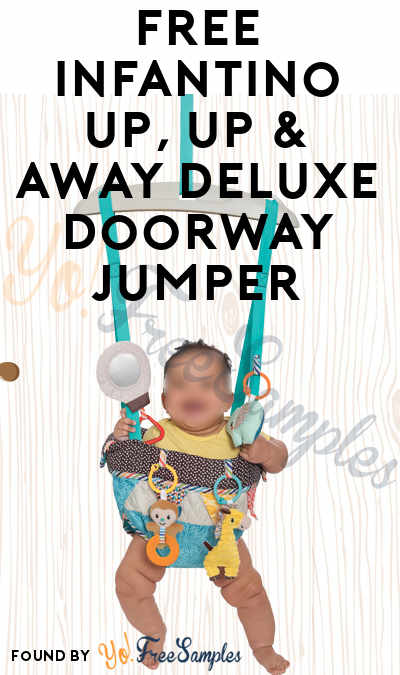 Possible FREE Infantino Up, Up & Away Deluxe Doorway Jumper