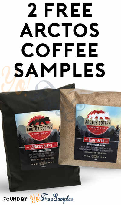 2 FREE Arctos Coffee Samples
