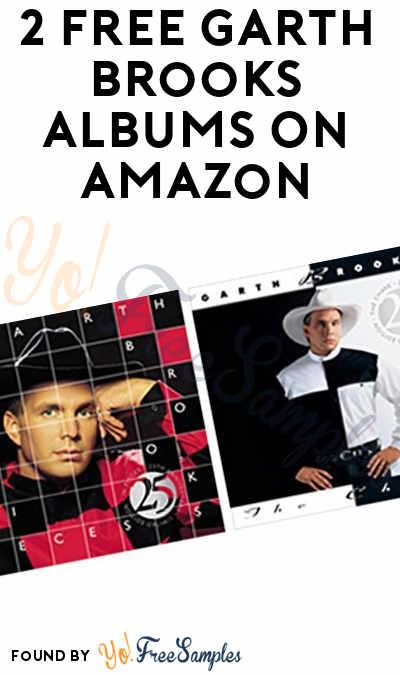 FREE Garth Brooks Album On Amazon