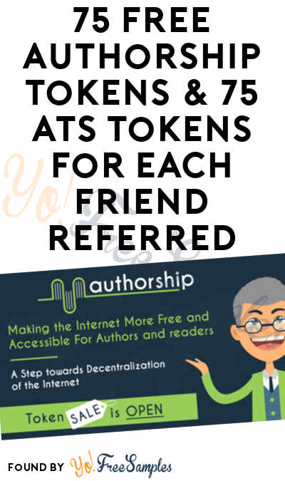 About The FREE Authorship.com (ATS) Tokens Promotion That Went Foully Wrong