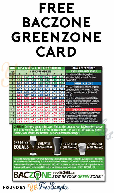 FREE BACZONE Greenzone Card