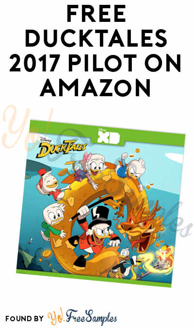 FREE DuckTales 2017 Pilot On Amazon