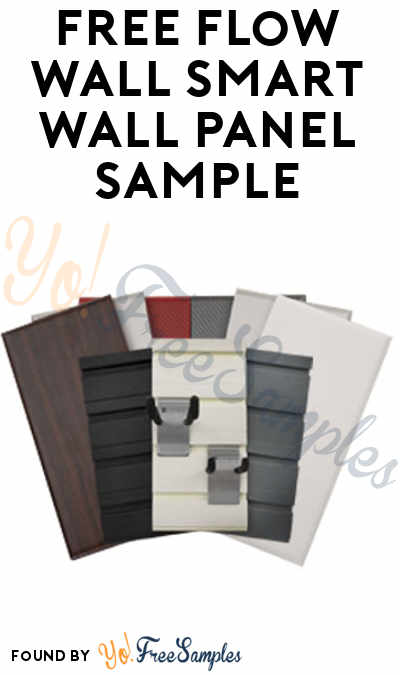 FREE Flow Wall Smart Wall Panel Sample