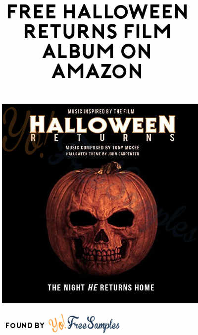 FREE HalloweeN Returns Film Album On Amazon