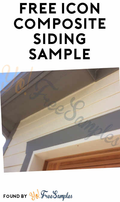 FREE ICON Composite Siding Sample