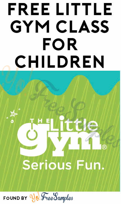 FREE Little Gym Class (Mom Ambassador Membership Required)
