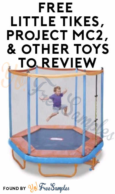 FREE Little Tikes, Project Mc2, Num Noms, L.O.L Surprise, Gel-A-Peel, Havex Machines, Awesome Little Green Man or BABY born Toy From ViewPoints (Survey Required)