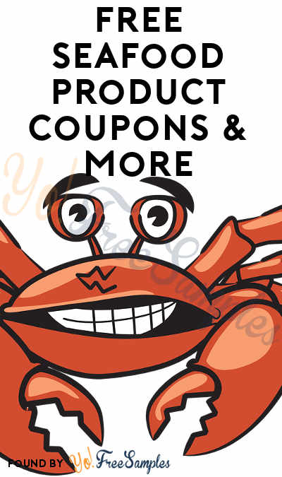 FREE Seafood Product Coupons & More (AL, FL, IN, MN, OK, TN & WV Only + Apply To HouseParty)