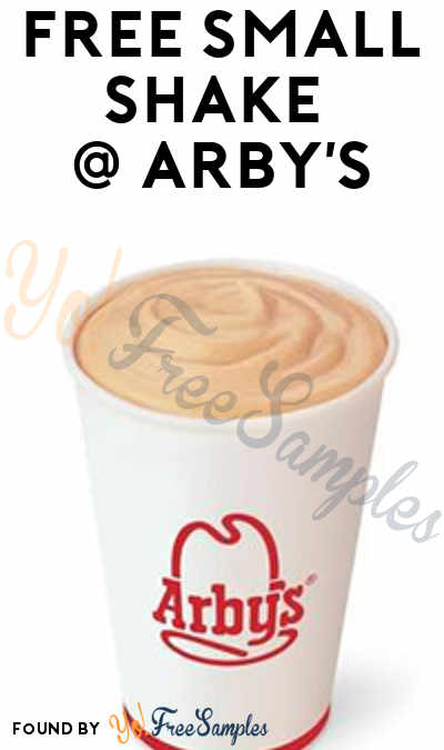 TODAY ONLY: FREE Small Shake At Arby's On August 21st 2017