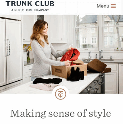 Nordstrom Trunk Club
