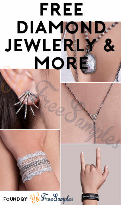 FREE Diamond Pendant Necklace, Diamond Earrings, Lacelets, Leather Bracelet or Luxe Necklace For Referring Friends (Email Confirmation Required) [Verified Received By Mail]