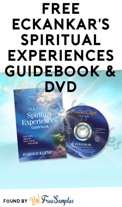 FREE ECKANKAR's Spiritual Experiences Guidebook & DVD [Verified Received By Mail]