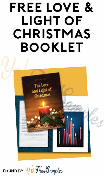 FREE Love & Light of Christmas Booklet