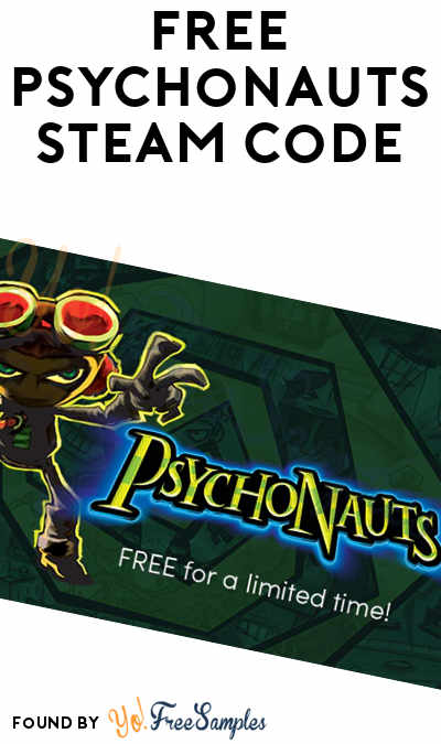 FREE Psychonauts Game Download (Steam Required)